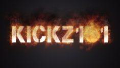 Kickz101 Flame Logo
