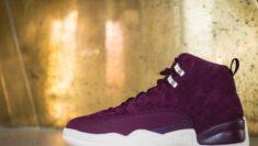 Air Jordan 12 Bordeaux 1