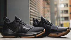 Nike Pg 1 Black Gum 2